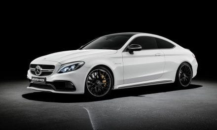Mercedes Benz Clase C Coupe AMG 63