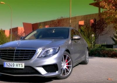 Mercedes Benz S 63 AMG 14.50.11