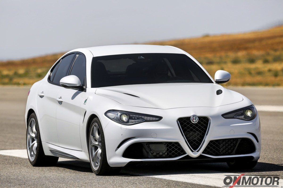 Alfa Romeo Giulia