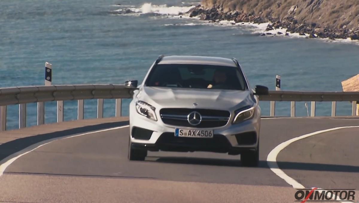 Mercedes Benz GLA 220 CDI. Videoprueba