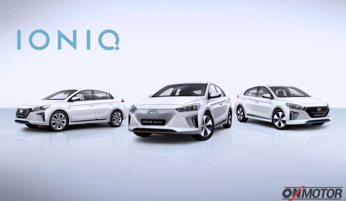 Hyundai Ioniq