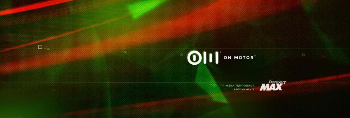 Lanzamiento de OnMotor TV en Discovery Max