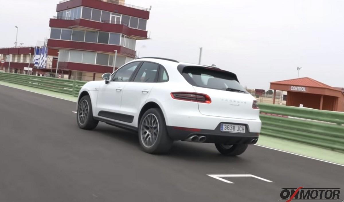 Porsche Macan, videoprueba