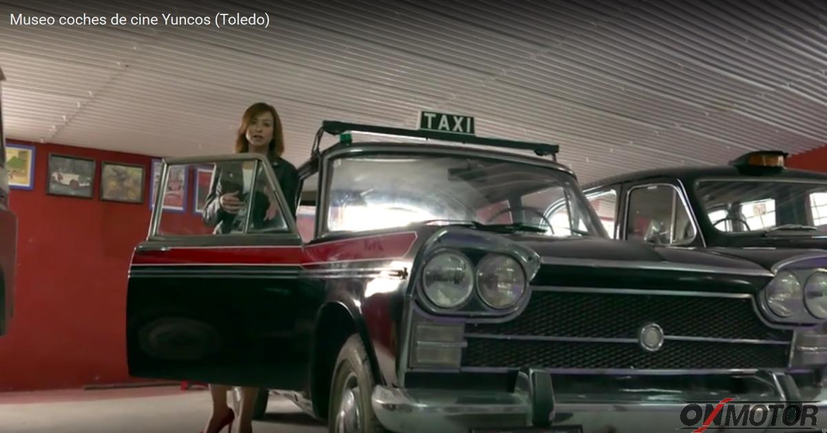 Magacín, Museo de coches de Yuncos