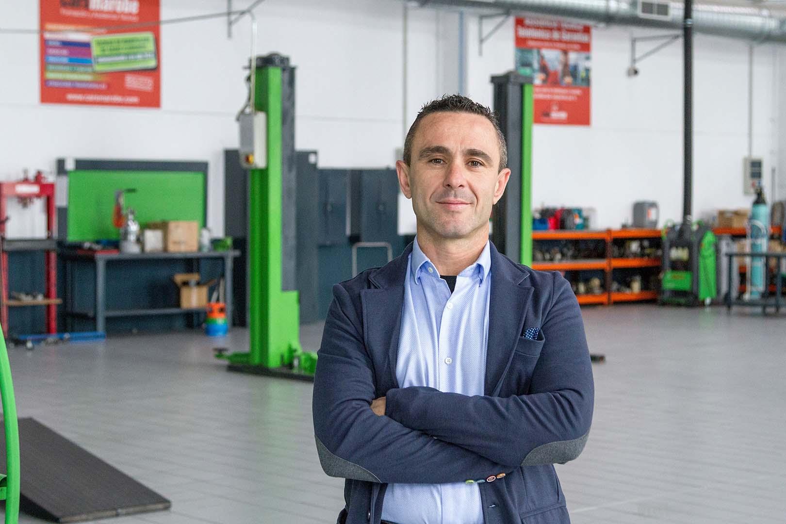 Manuel Sánchez, la apuesta por la formación como base para un buen mecánico