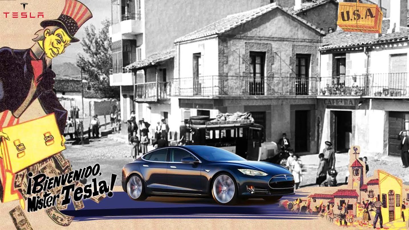 Bienvenido, Mr Tesla