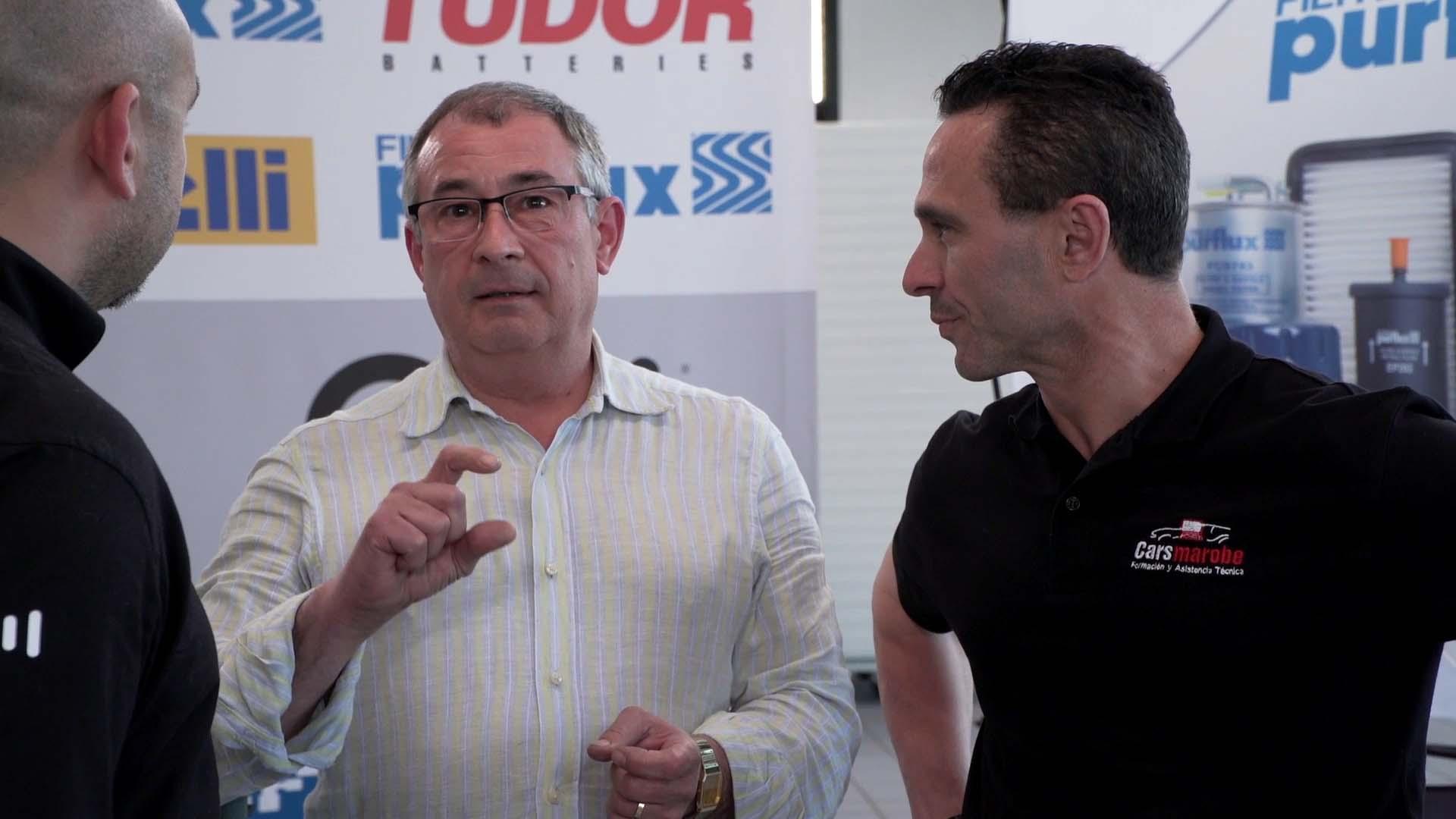 Fernando Checa o la importancia del asesoramiento integral a los talleres