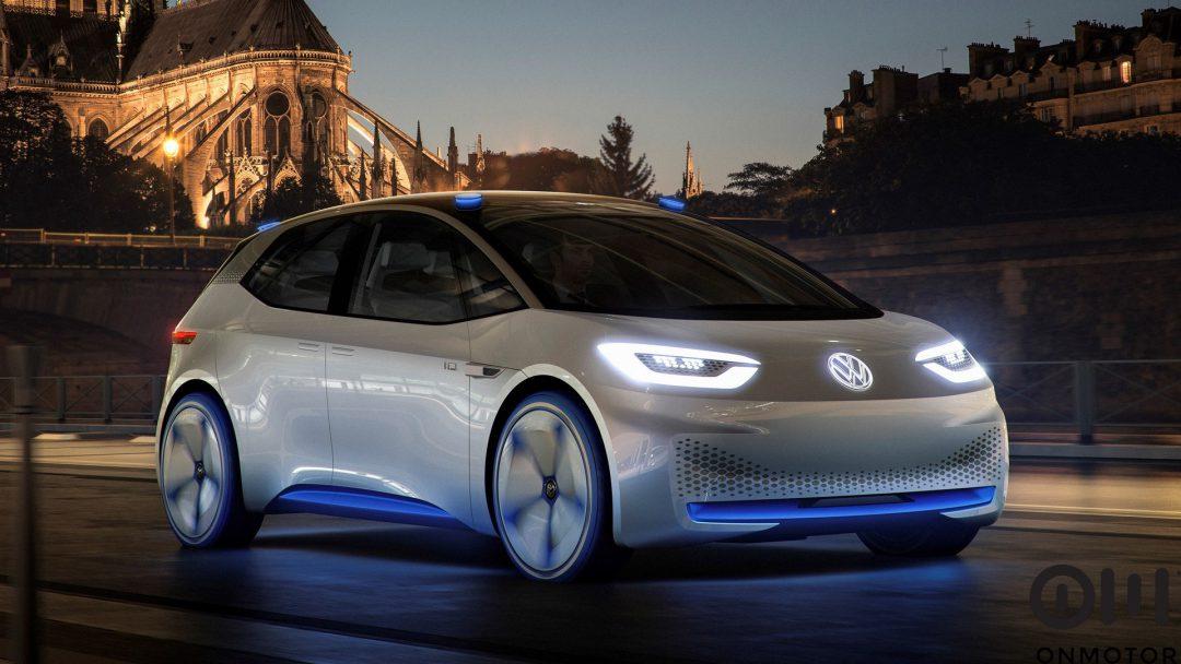 Volkswagen I.D., prototipo Eléctrico