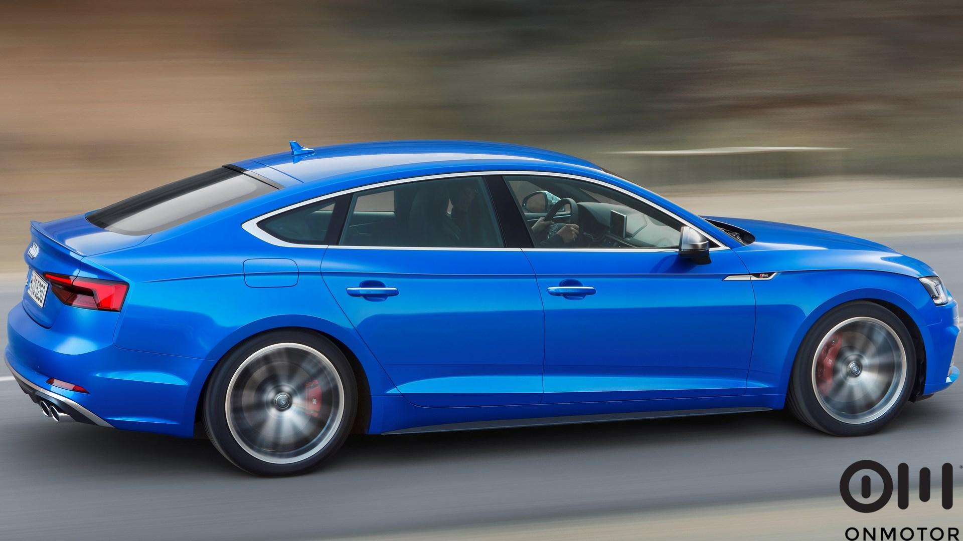 Audi A5 y S5 Sportback