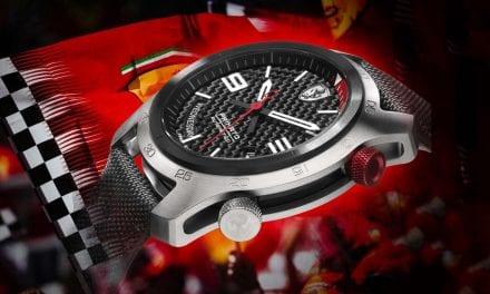 Scuderia Ferrari Limited Edition Primato Swiss Made Watch