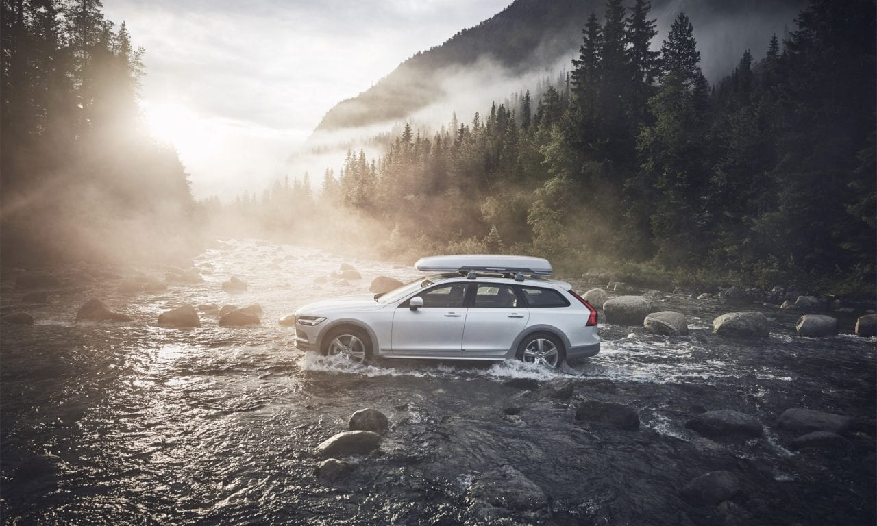 VOLVO V90 Cross Country Ocean Race