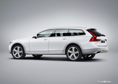 Volvo V90 Cross Country Volvo Ocean Race exterior
