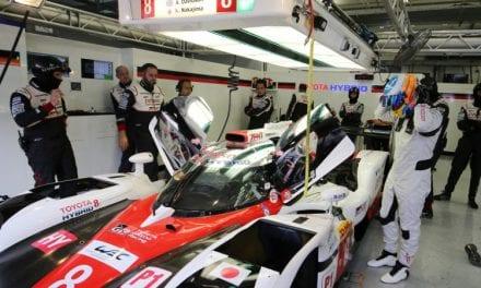 Intenso test en Bahréin de Fernando Alonso con Toyota GAZOO Racing WEC.