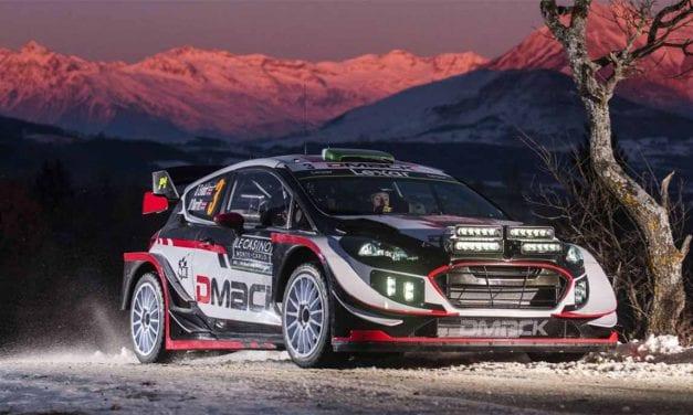 Calendario del Campeonato del Mundo de Rallyes de la FIA 2018