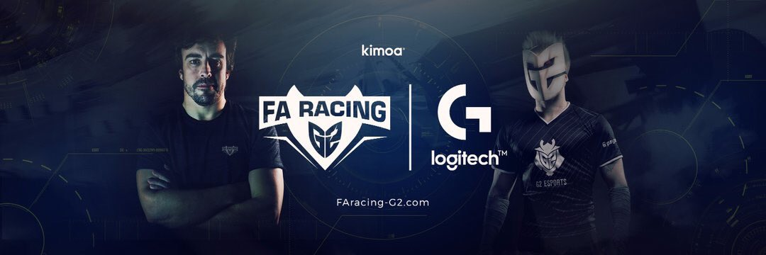 FA Racing G-2 – El equipo profesional de Fernando Alonso para eSports