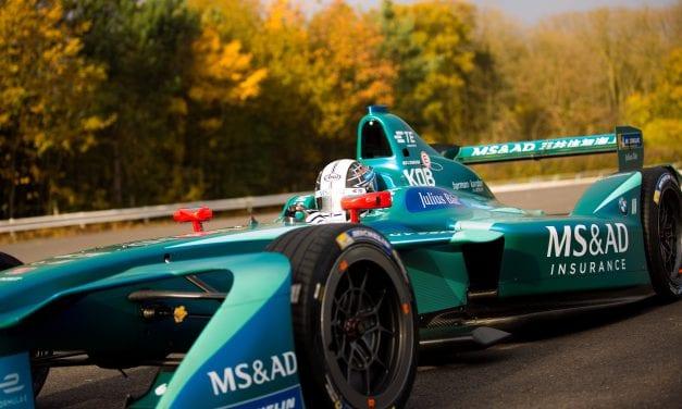 Kamui Kobayashi se une a MS&AD Andretti FE para disputar el E-Prix de Hong Kong.