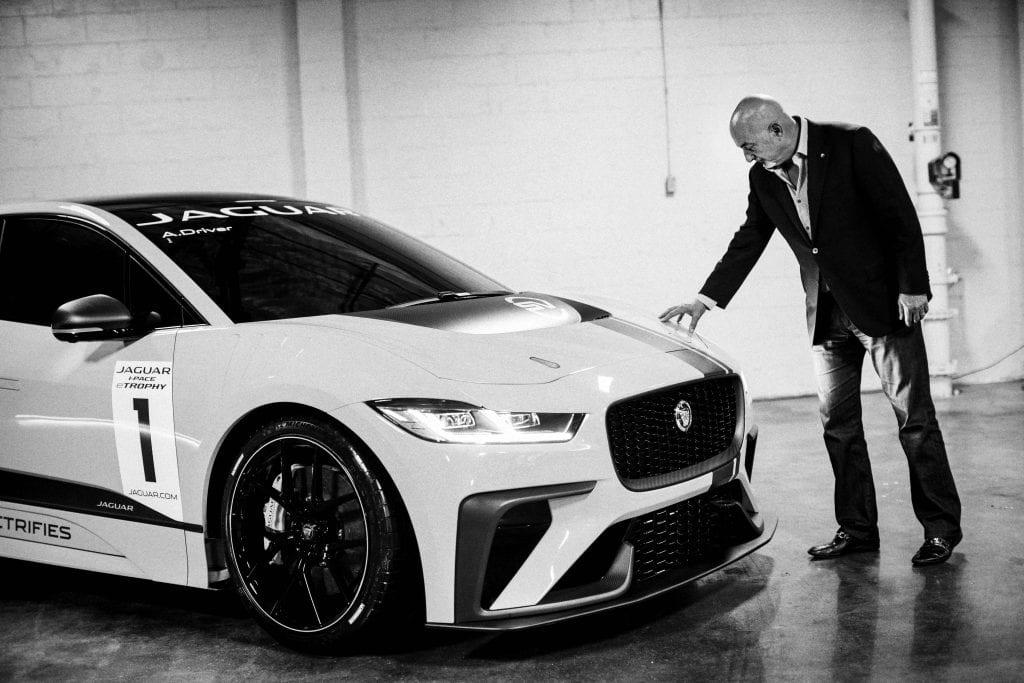 Rahal Letterman Lanigan Racing Primer Equipo De La Jaguar