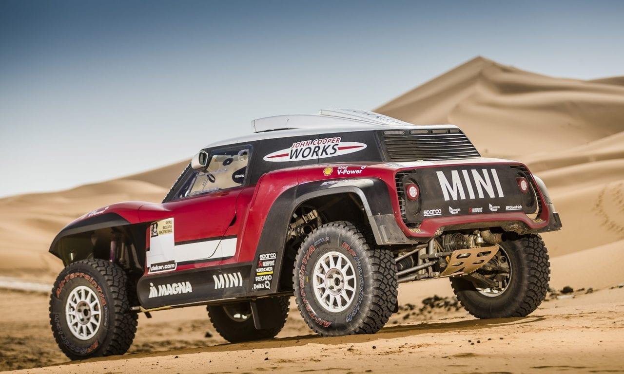 MINI X-RAID DAKAR2018