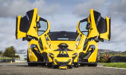 McLaren P1TM