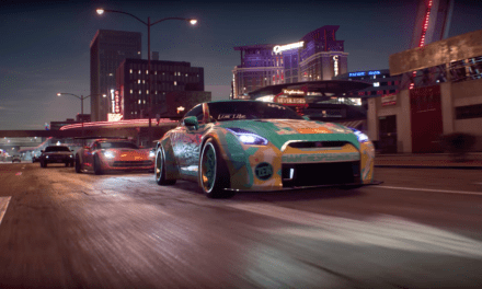 Need for Speed <em>Payback</em>