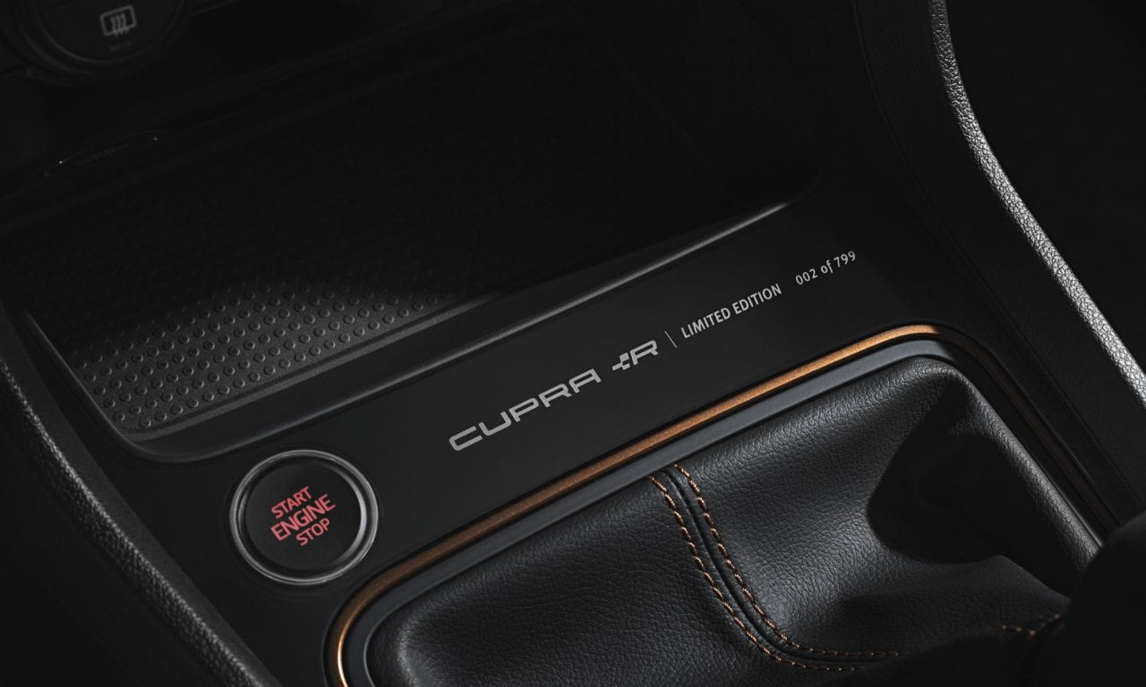 SEAT LEON CUPRA R 310CV