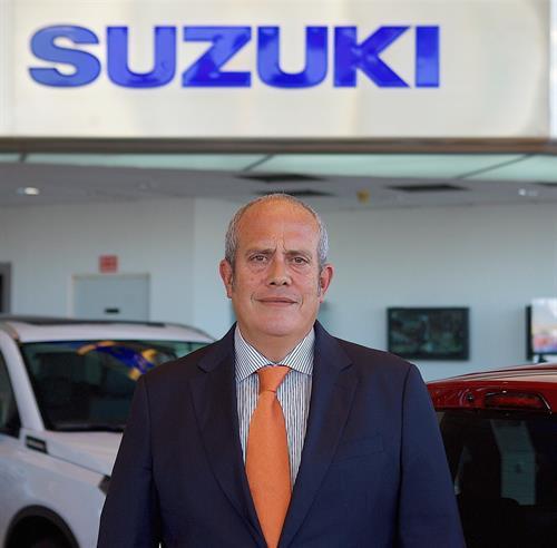 SUZUKI MOTOR IBERICA NOMBRA NUEVO PRESIDENTE