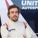 Fernando Alonso completa con éxito su primera prueba con el Ligier JS P217