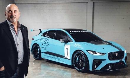 Rahal Letterman Lanigan Racing: Primer equipo de la Jaguar I-PACE eTROPHY