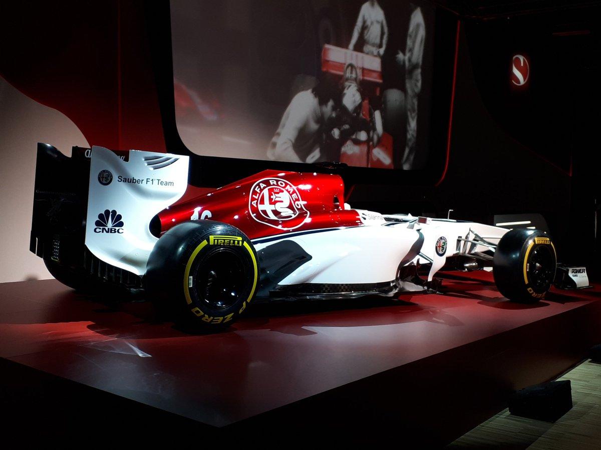 Equipo Alfa Romeo – Sauber