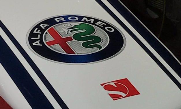 Alfa Romeo – Sauber confirma a sus pilotos para 2018 y nos enseña sus nuevos colores.