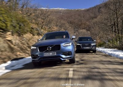 audi sq7 vs volvo xc90 t8 r-design-67