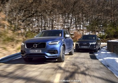 audi sq7 vs volvo xc90 t8 r-design-70