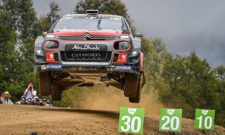Citroën Racing presenta su formación para el WRC de 2018