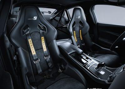 jaguar xe sv project8_