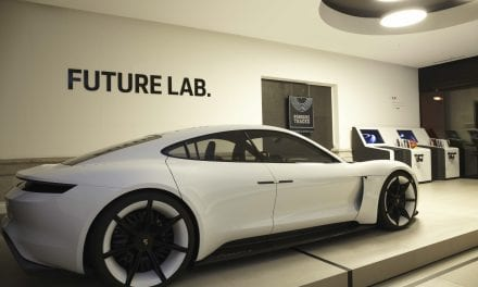 PORSCHE ESTRENA POP-UP STORE