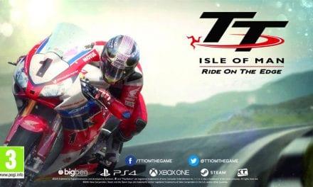 Tourist Trophy Isla de Man