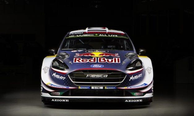 Ford dará más apoyo a M-Sport en 2018