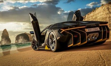 Actualización gratuita de Forza Horizon 3 para XBox One X