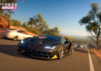 Forza Horizon 3 para XBox One X 001