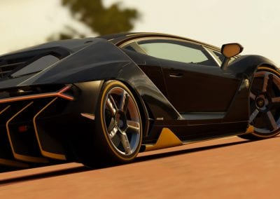 Forza Horizon 3 Xbox One X lamborghini centenario