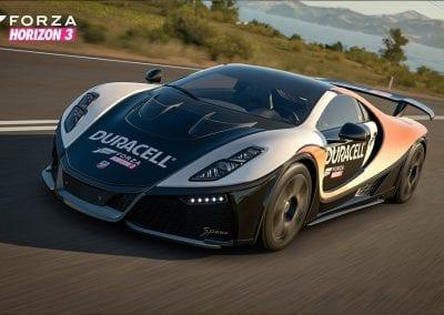 Forza Horizon 3 se adapta a los 4K en Xbox One X