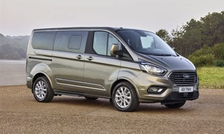 FORD TOURNEO 2018