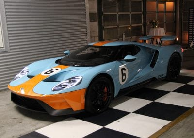 Ford GT Jason Watt