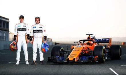 McLaren presenta el MCL33 rodeado de sonrisas y optimismo.