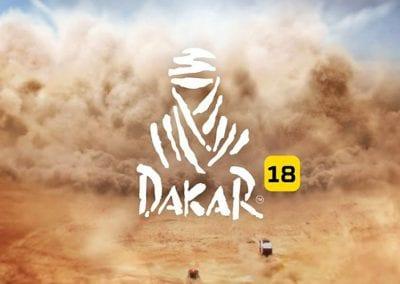 Dakar 18, el juego oficial del Rally Dakar