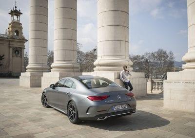 Der neue Mercedes-Benz CLS 400 d 4MATIC