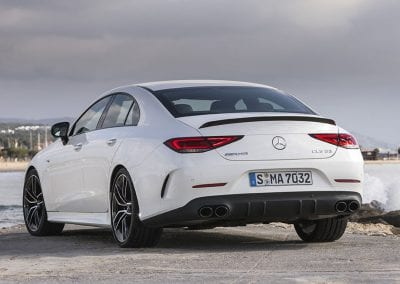 Der neue Mercedes-Benz CLS & Mercedes-AMG CLS 53 4MATIC+ ; Barcelona 2018 //