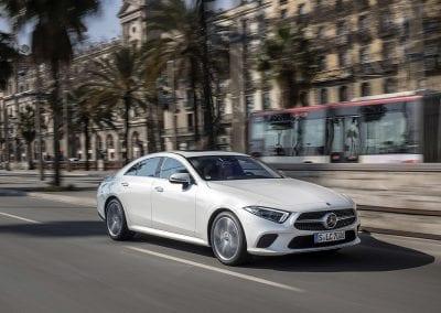 Der neue Mercedes-Benz CLS 350d