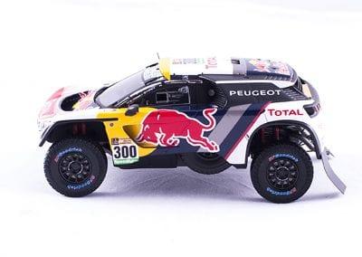 PEUGEOT 3008 DKR-JTX4381