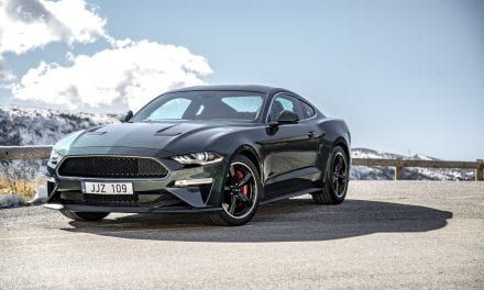 FORD MUSTANG «BULLIT EDITION»